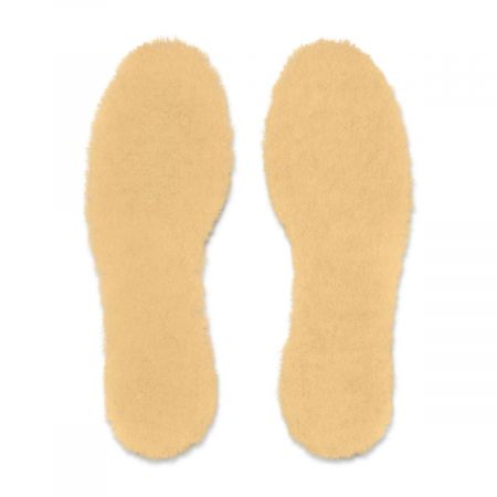 Real Sheepskin Insole, German size