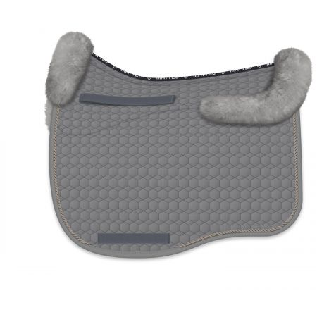 Eurofit Square Pad DR  Si.L grey/grey