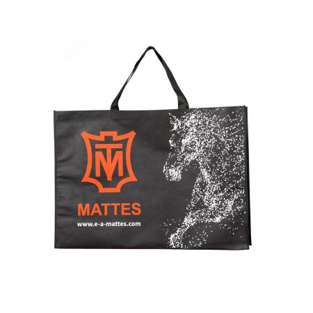 Mattes shopping bag set of 10pcs