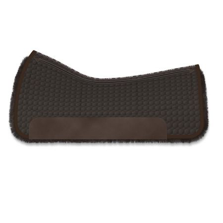 Rio Pecos Square Pad Si.L brown/brown with Correction System
