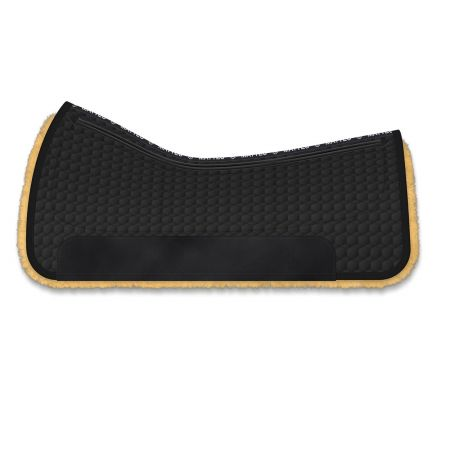 Rio Pecos Square Pad Gr.L black/light yellow with Correction System