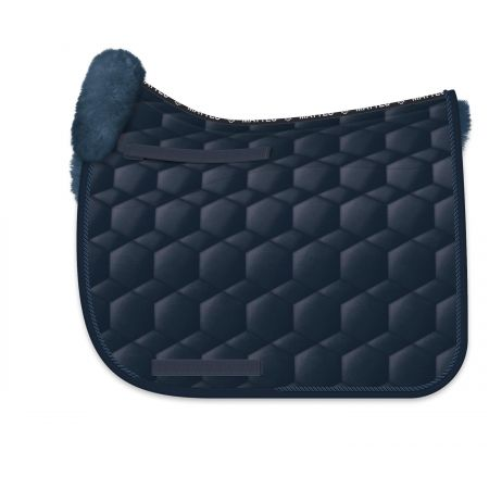 Square Pad DR Si. L navy/blue