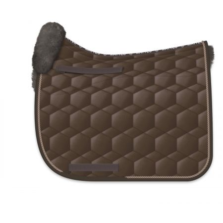 Square Pad DR Si.L taupe/taupe