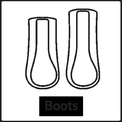 Configure Boots